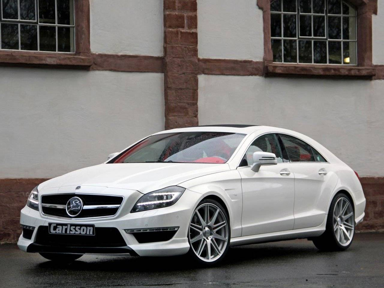 carlsson ontfermt zich over cls 63 amg tuning styling. Black Bedroom Furniture Sets. Home Design Ideas