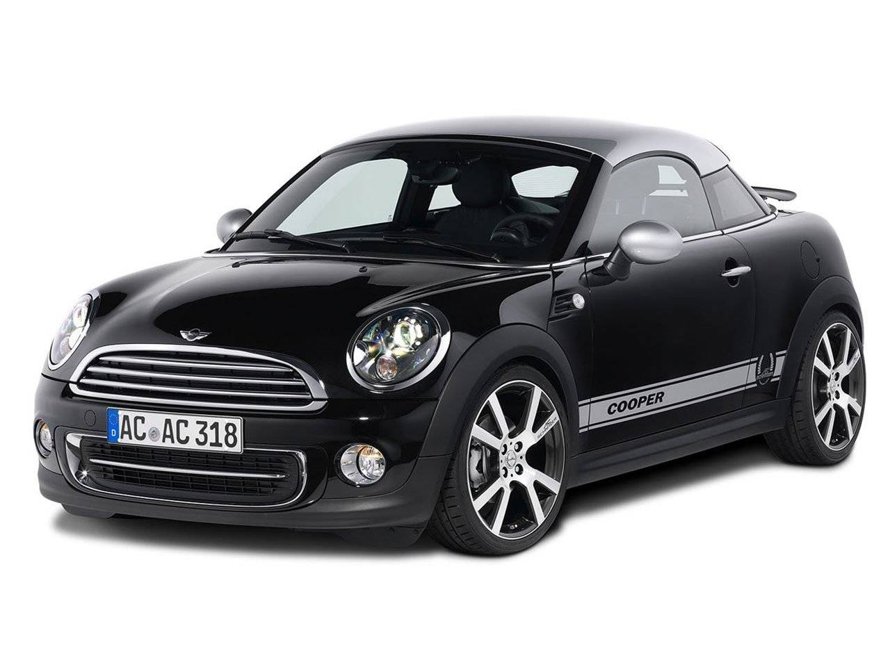 ac schnitzer ziet mini coupe wel zitten tuning styling. Black Bedroom Furniture Sets. Home Design Ideas