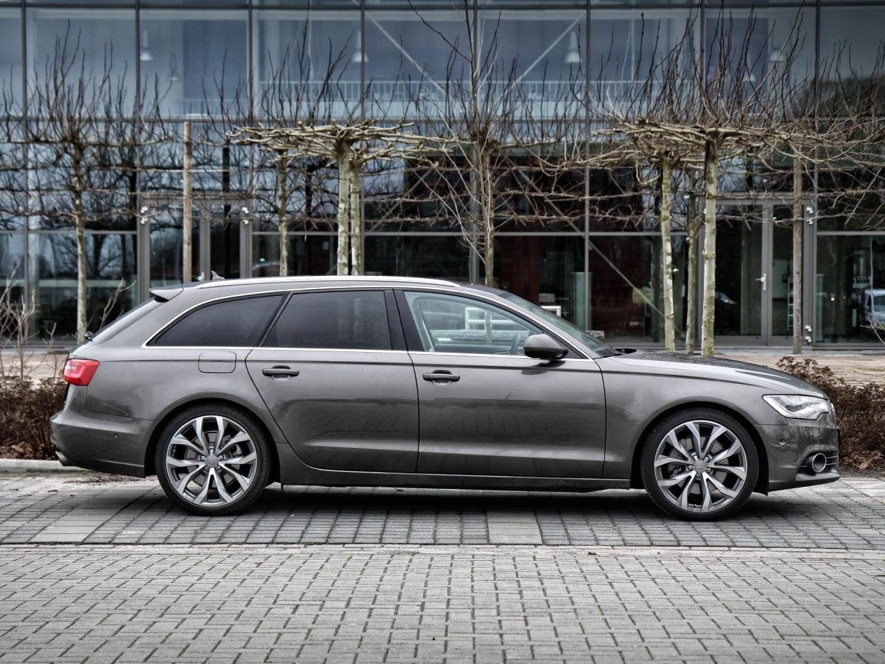 Test Audi A6 Avant Autotests Autowereld Com