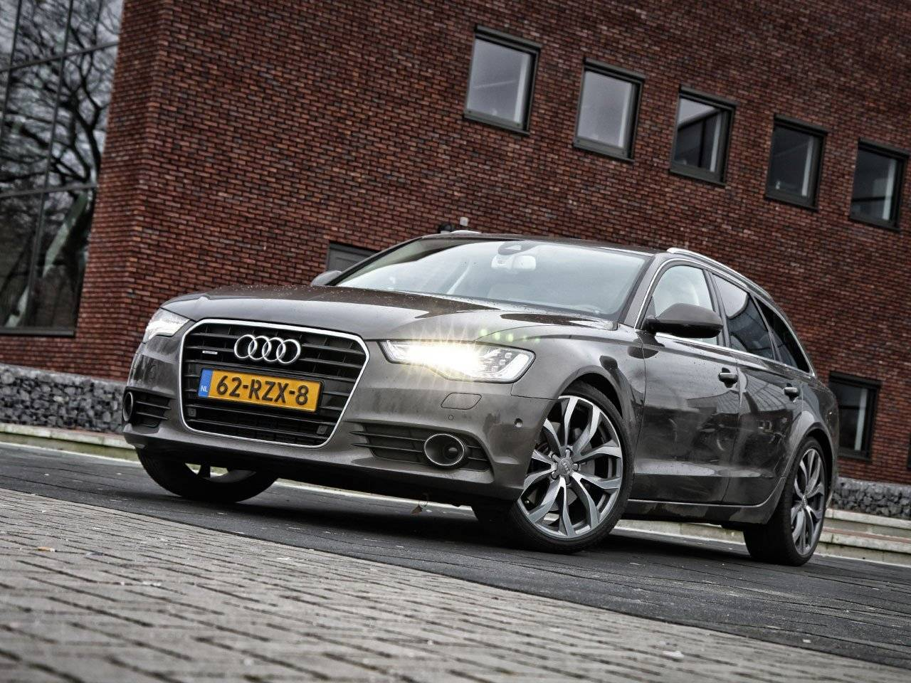 test audi a6 avant autotests. Black Bedroom Furniture Sets. Home Design Ideas