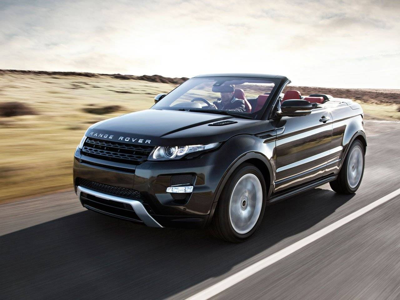 surprise range rover evoque convertible autonieuws. Black Bedroom Furniture Sets. Home Design Ideas