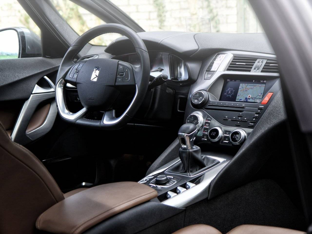 Test citro n ds5 autotests for Auto interieur bekleden prijs