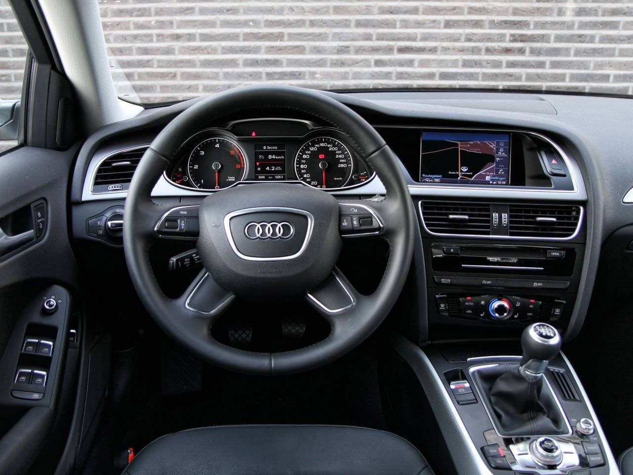 test audi a4 autotests. Black Bedroom Furniture Sets. Home Design Ideas