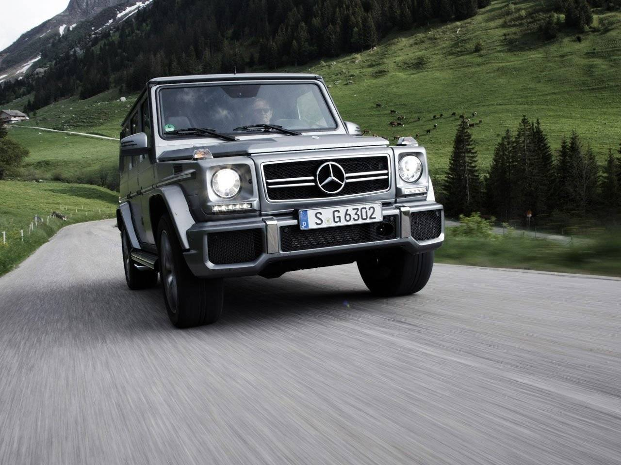 test mercedes g klasse amg autotests. Black Bedroom Furniture Sets. Home Design Ideas