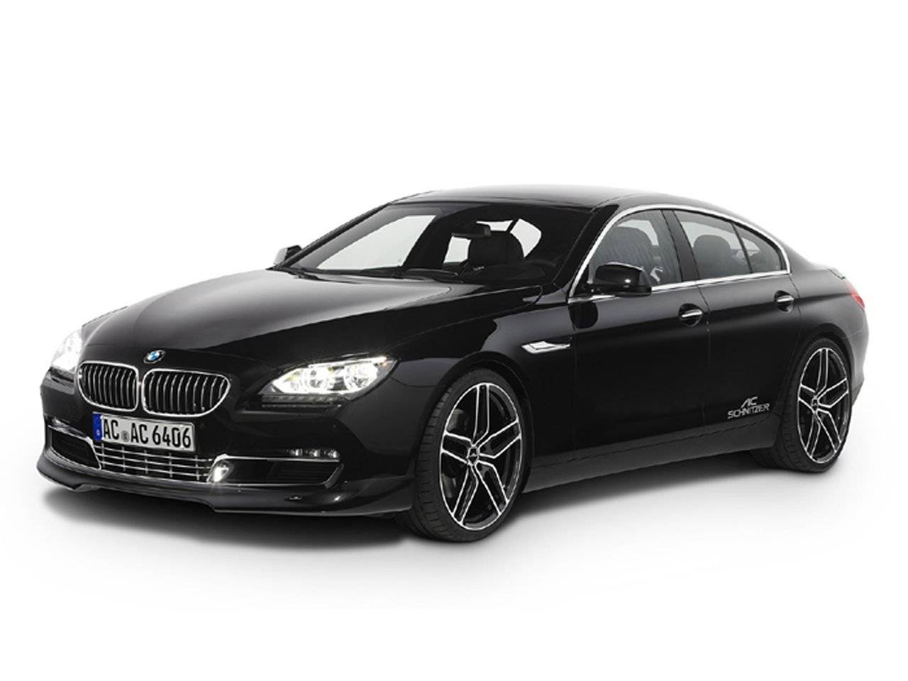 dikke bmw 6 serie gran coup van ac schnitzer tuning styling. Black Bedroom Furniture Sets. Home Design Ideas
