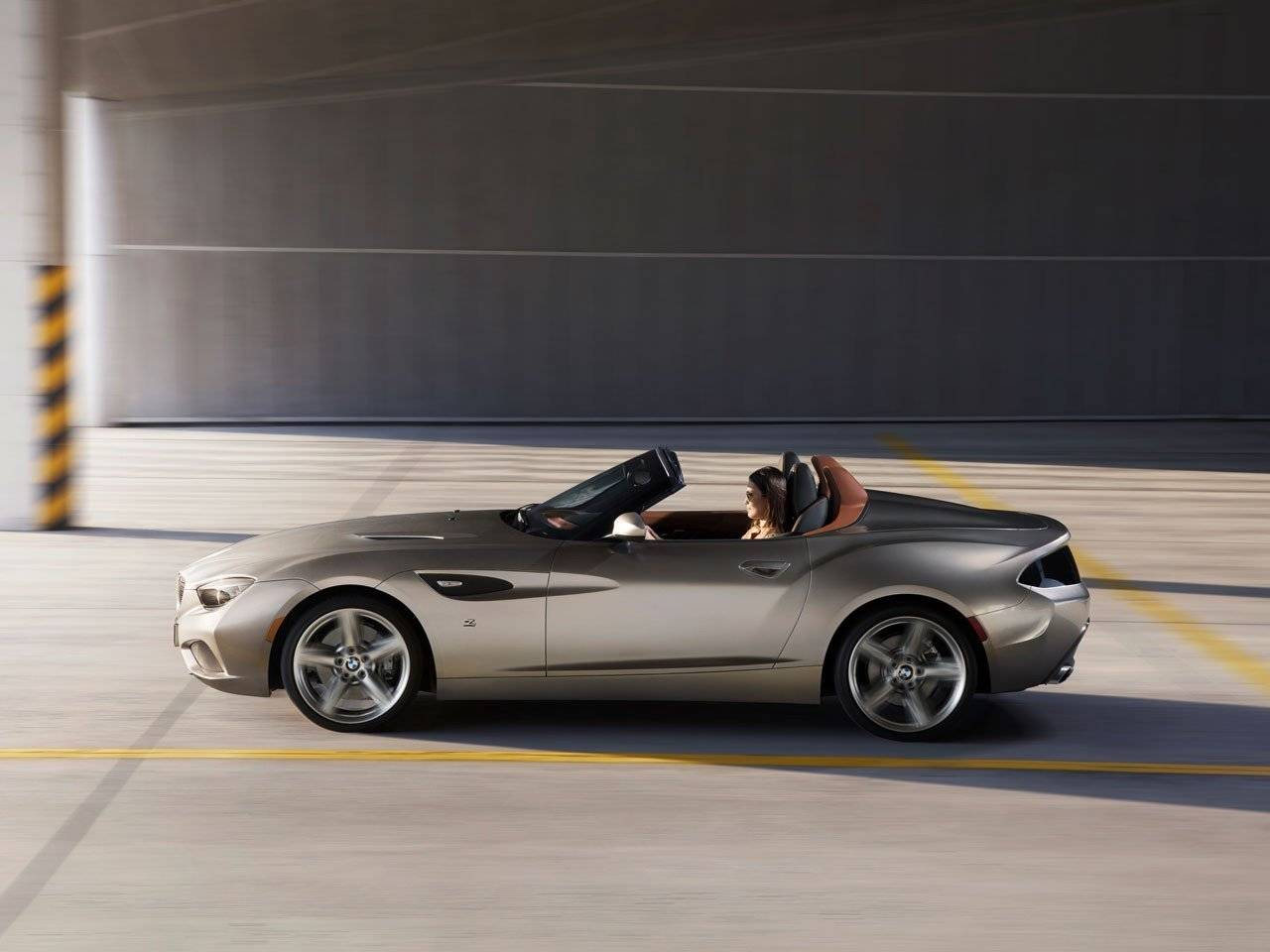 Bmw Zagato Roadster Is Prachtig Autowereld Com