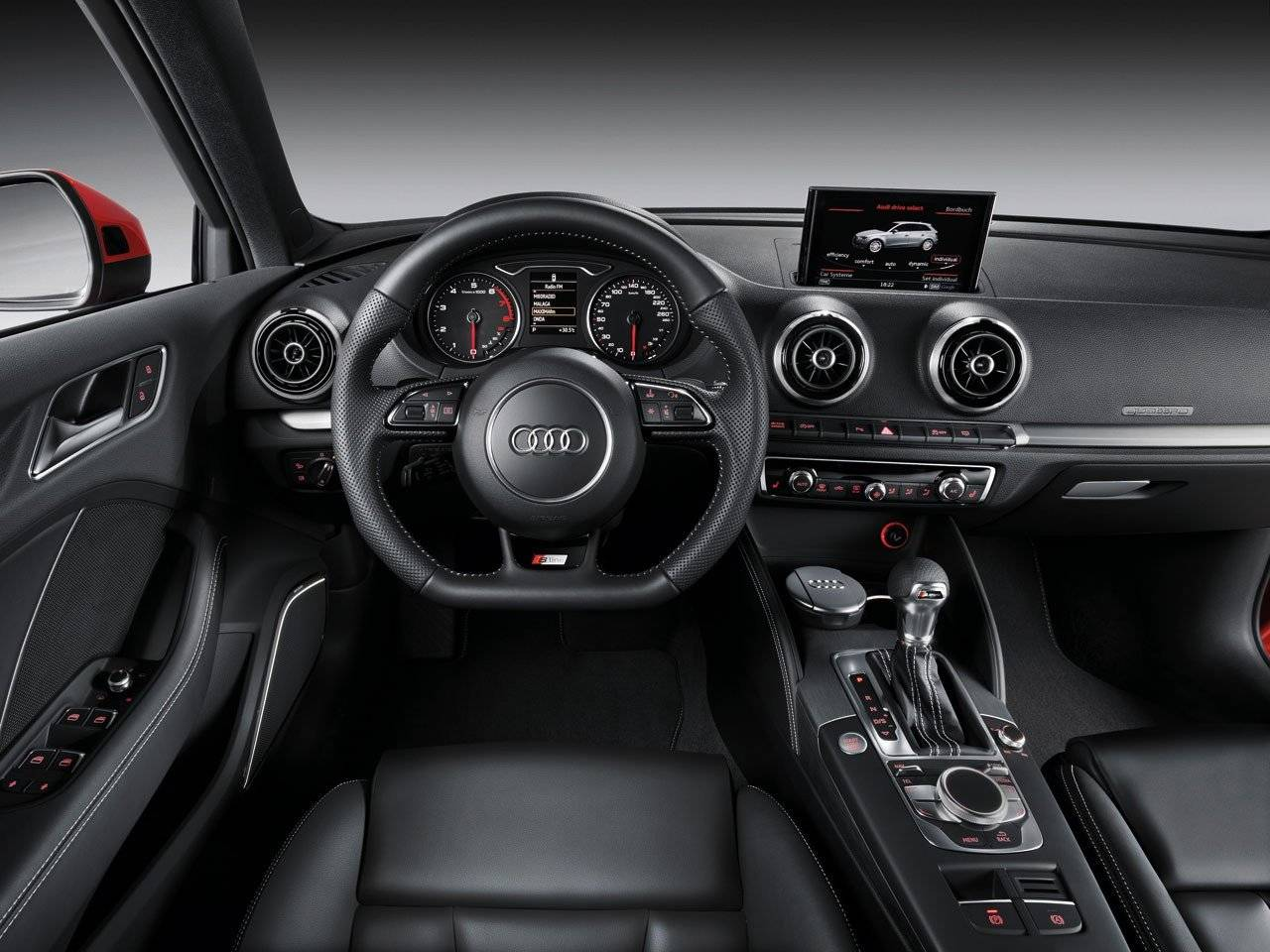 de nieuwe audi a3 sportback autonieuws. Black Bedroom Furniture Sets. Home Design Ideas