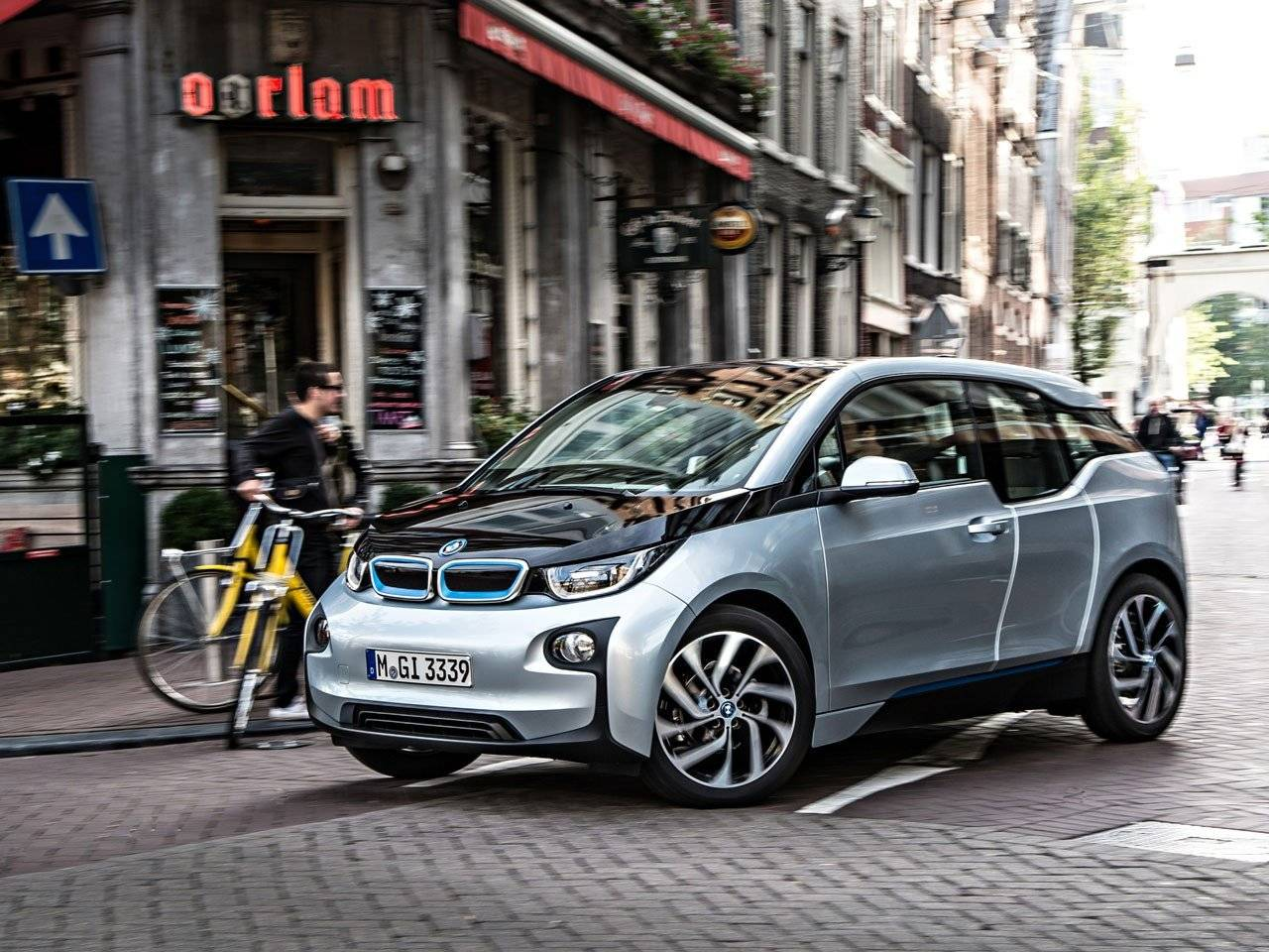 test bmw i3 autotests. Black Bedroom Furniture Sets. Home Design Ideas