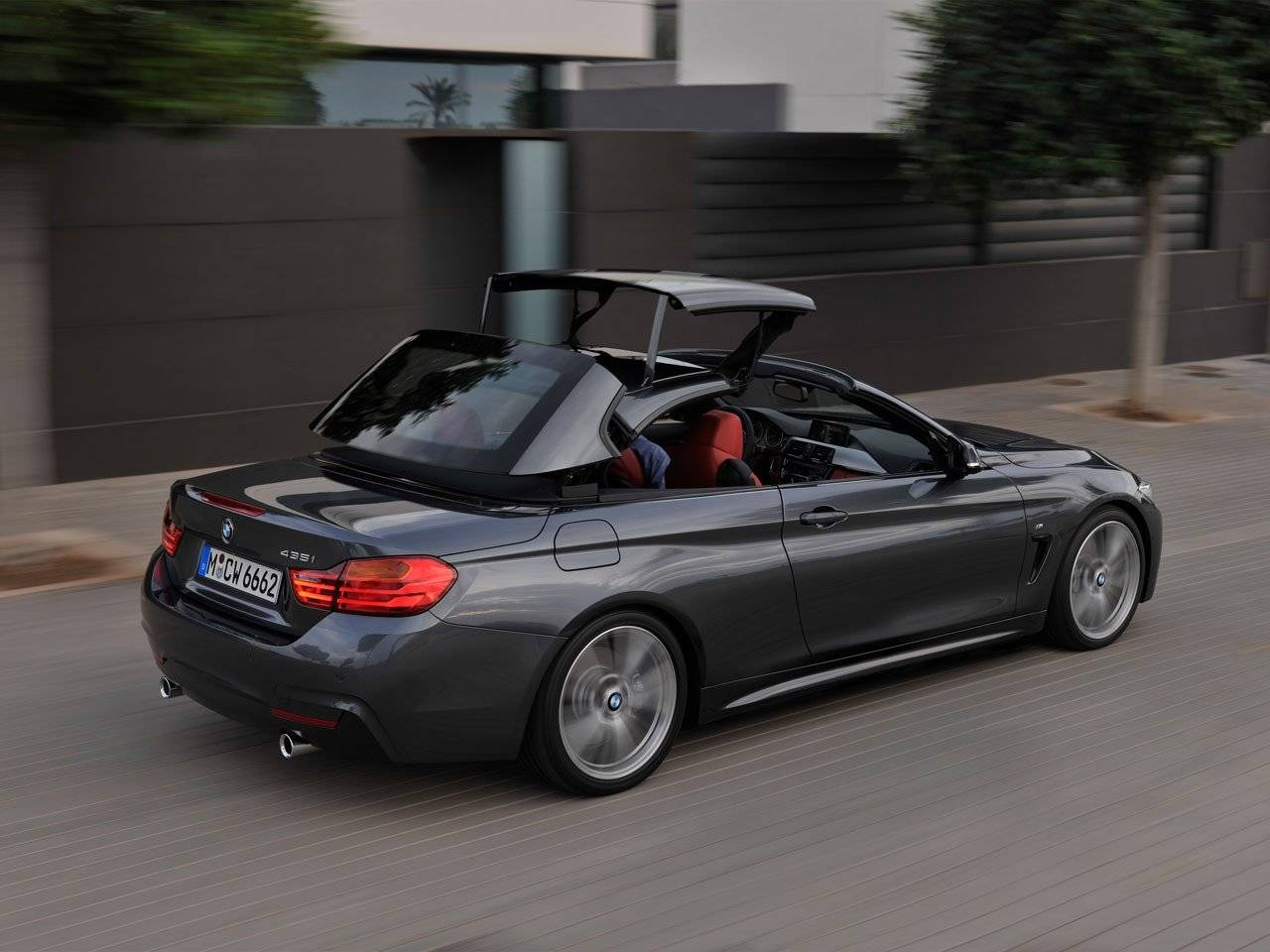 bmw 4 serie cabrio officieel welkom geheten autonieuws. Black Bedroom Furniture Sets. Home Design Ideas