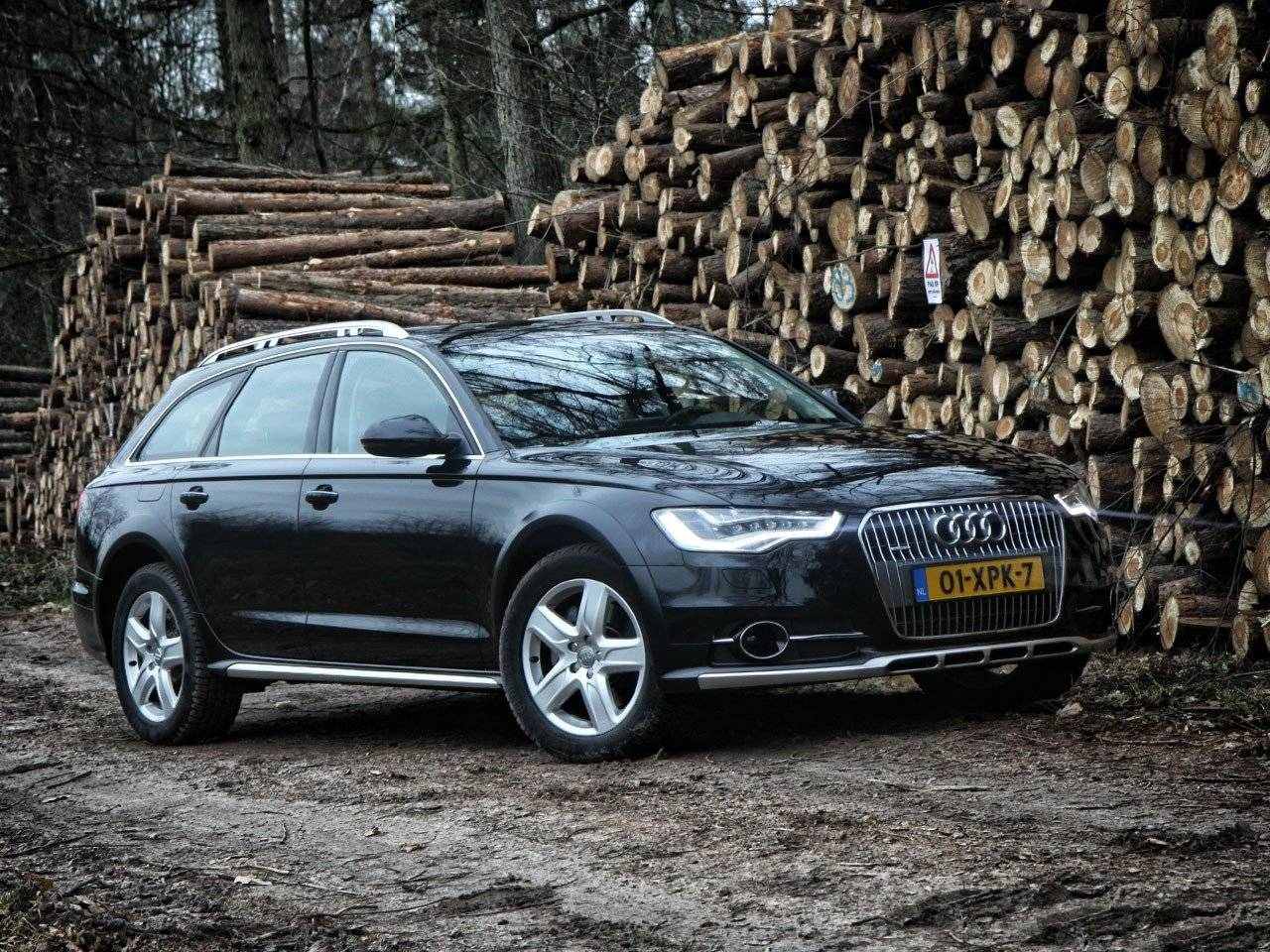 test audi  allroad autotests