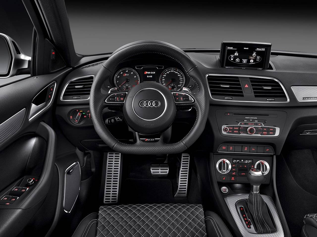 audi rs q3 kwartet compleet autonieuws. Black Bedroom Furniture Sets. Home Design Ideas