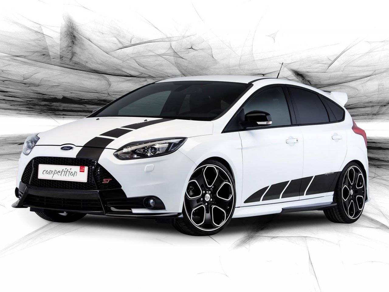 Ford Focus St Specificaties >> MS Design-stickers voor Ford Focus ST / Tuning & styling / Autowereld.com