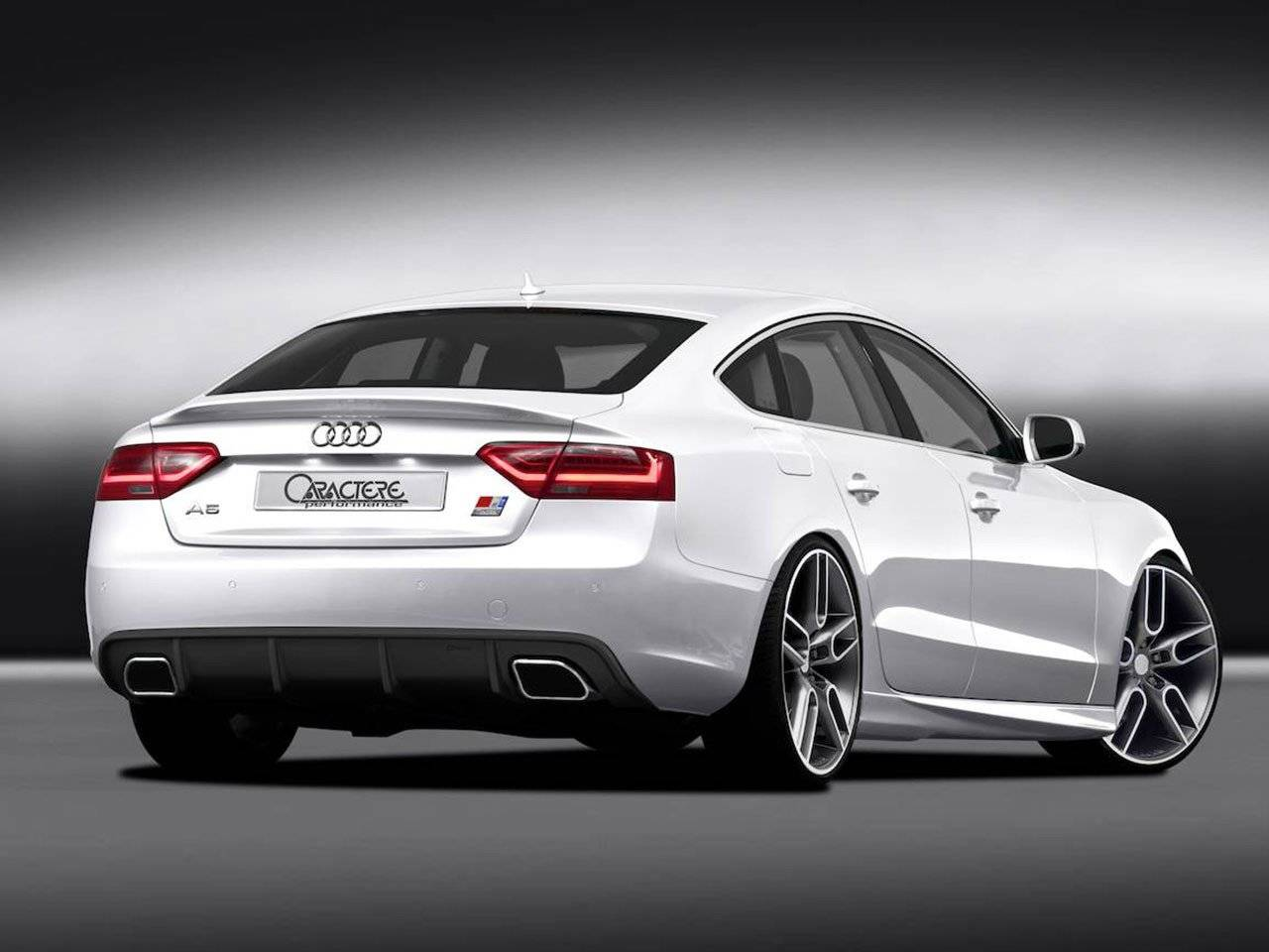 caracteredouche voor audi a5 tuning amp styling