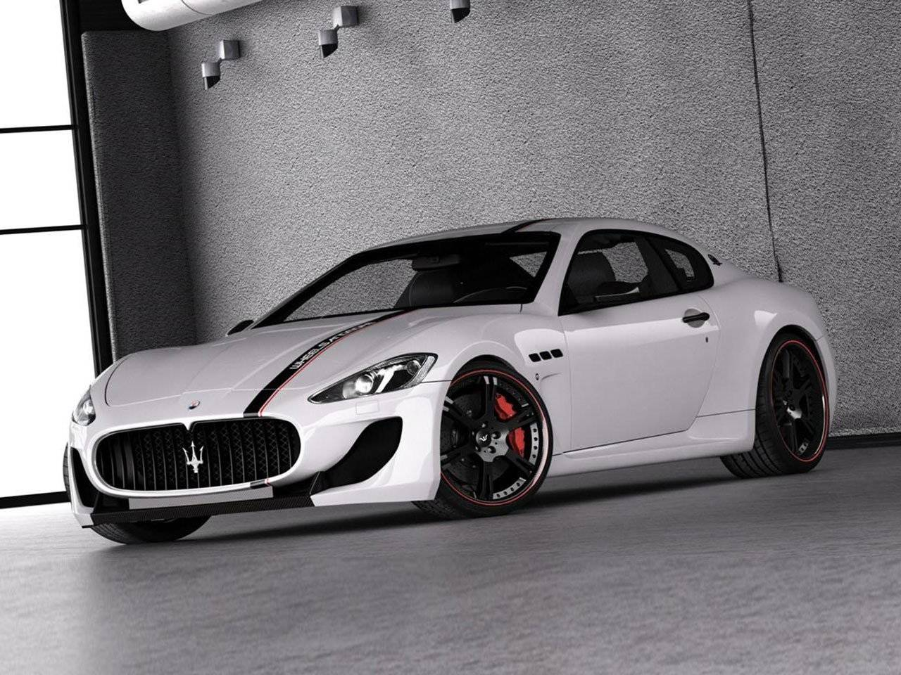 duivelse maserati mc stradale van wheelsandmore tuning styling. Black Bedroom Furniture Sets. Home Design Ideas