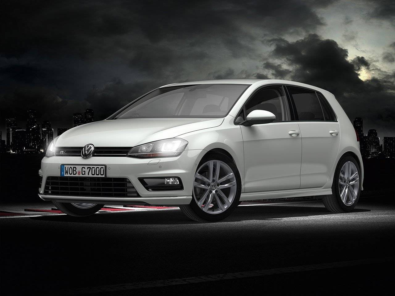 nu ook prijzen volkswagen golf r line autonieuws. Black Bedroom Furniture Sets. Home Design Ideas