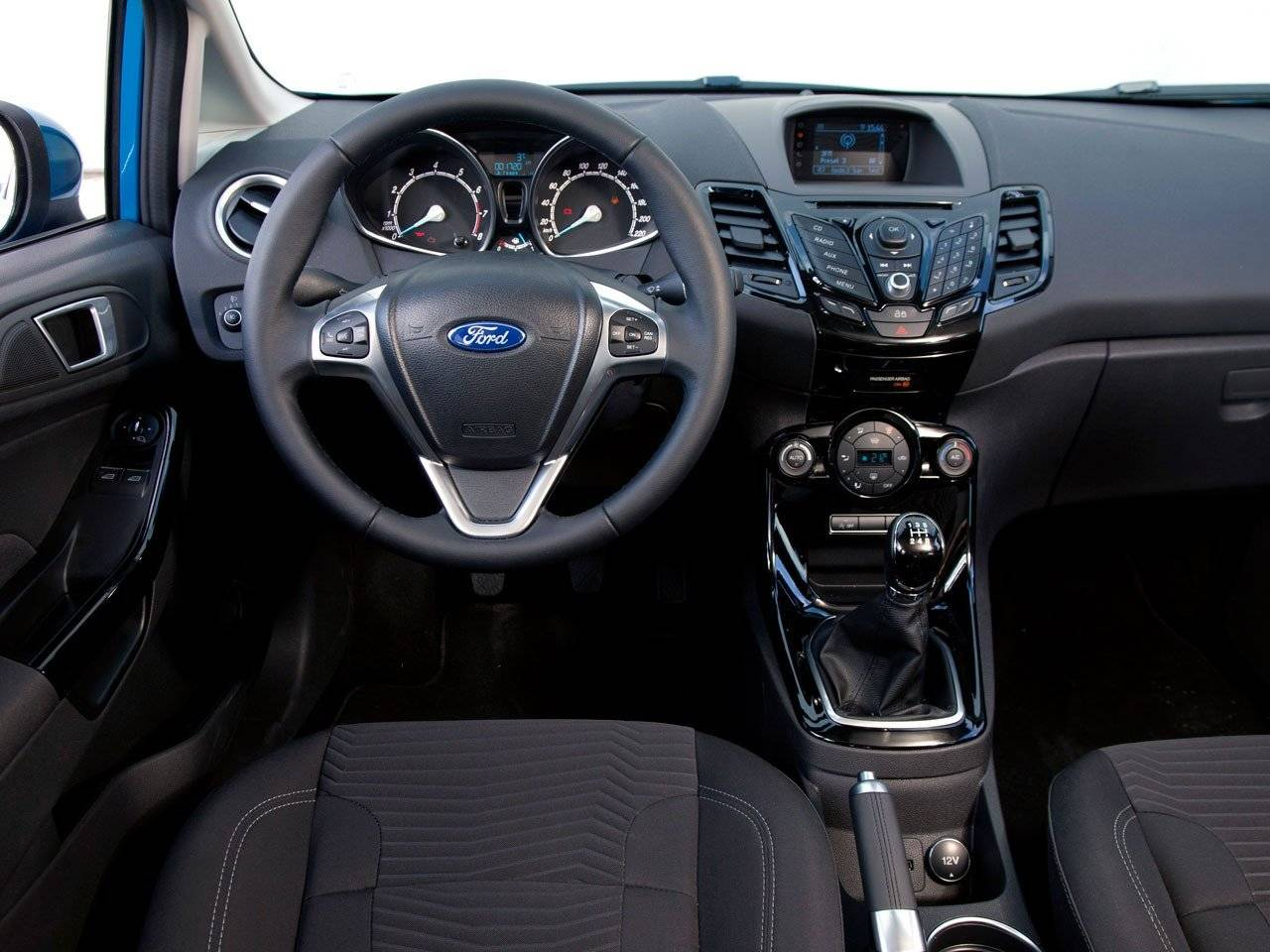 Test Ford Fiesta Autotests Autowereld Com