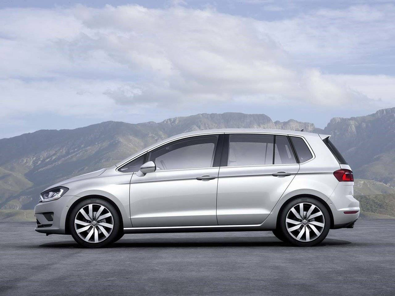 volkswagen golf plus heet voortaan sportsvan autonieuws. Black Bedroom Furniture Sets. Home Design Ideas