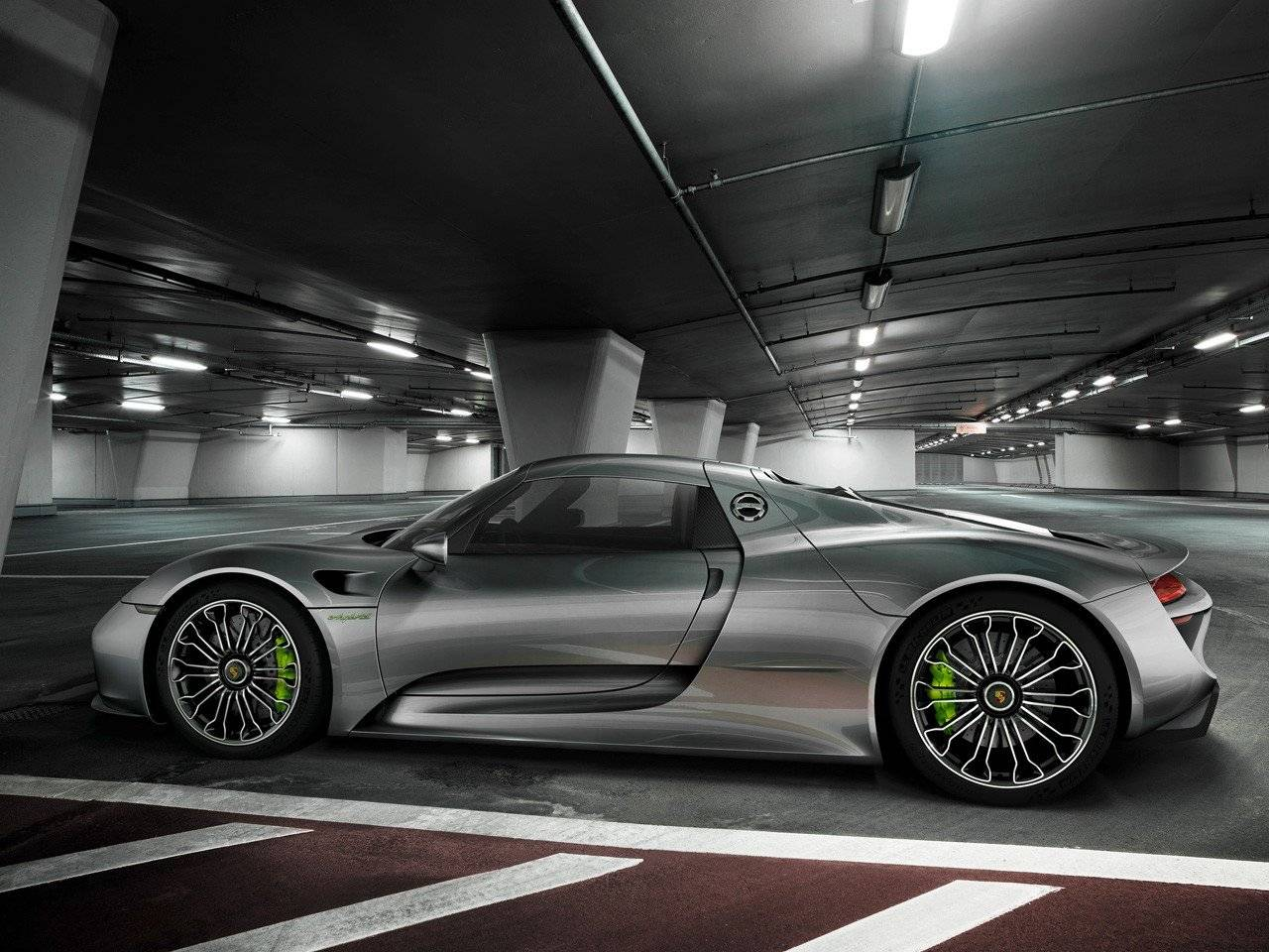 nu echt officieel de porsche 918 spyder autonieuws. Black Bedroom Furniture Sets. Home Design Ideas