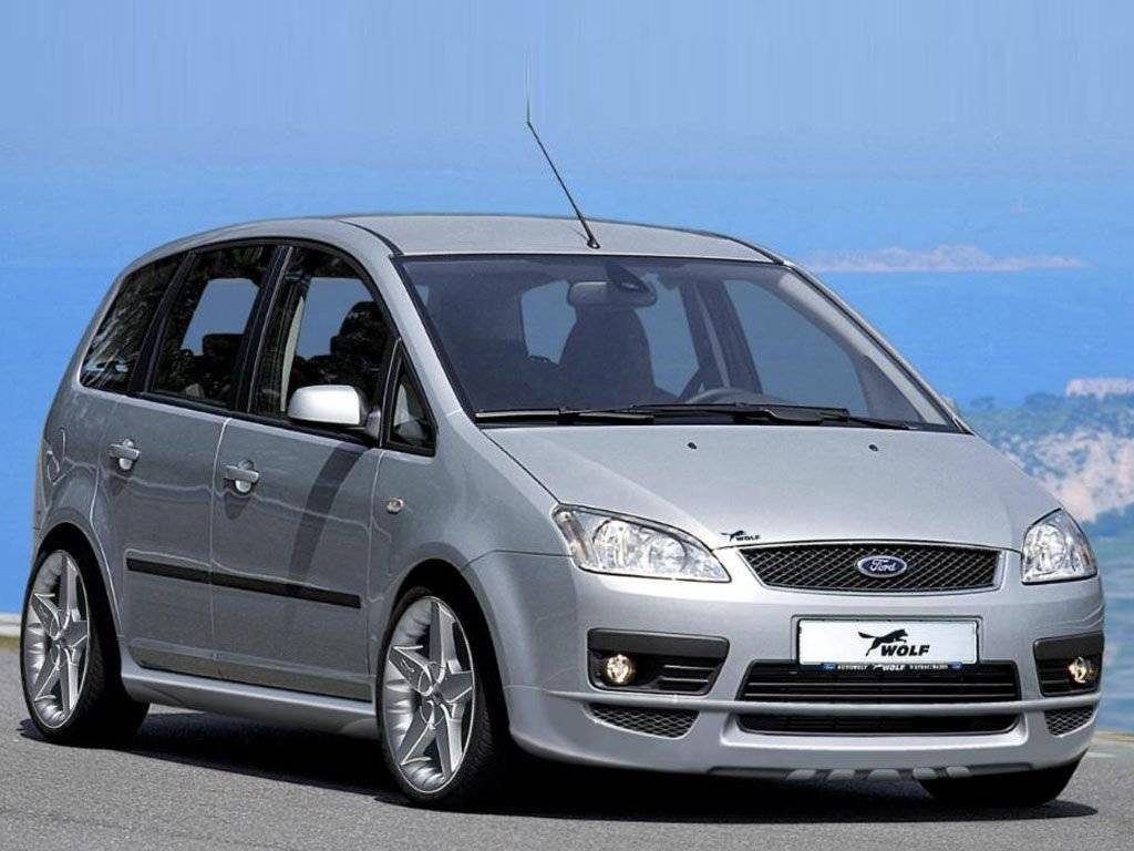 ford focus c max van wolf concept tuning styling. Black Bedroom Furniture Sets. Home Design Ideas