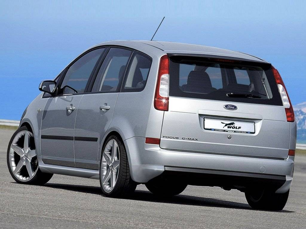 Ford Focus C Max Van Wolf Concept Tuning Amp Styling
