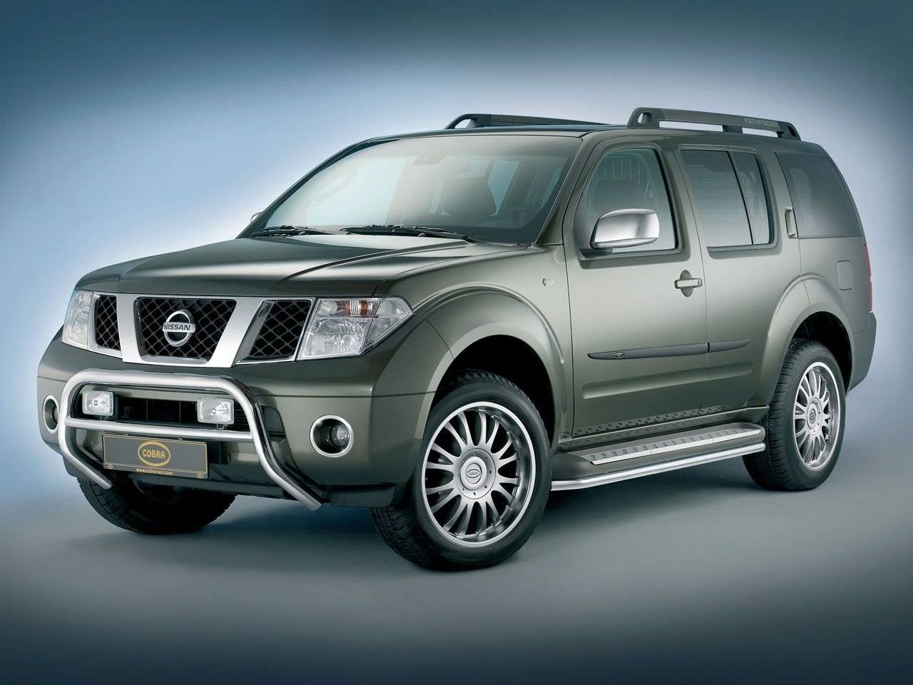 Verchroomde nissan pathfinder tuning styling for Exterieur pathfinder