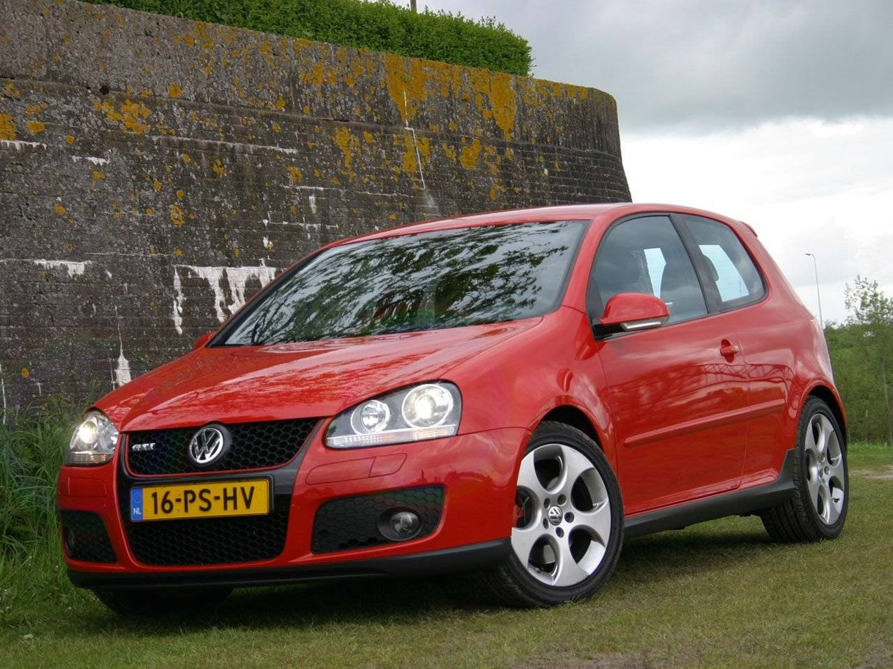 test een chte gti volkswagen golf v gti autotests. Black Bedroom Furniture Sets. Home Design Ideas
