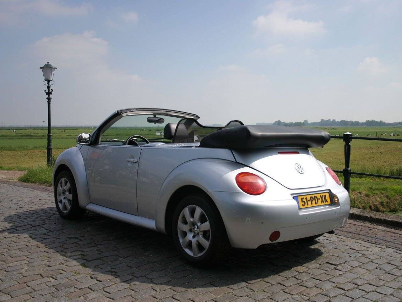 test retro volkswagen new beetle cabriolet autotests. Black Bedroom Furniture Sets. Home Design Ideas