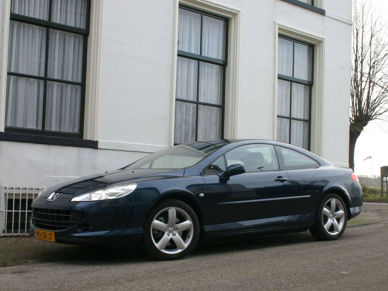 test gt peugeot 407 coup autotests. Black Bedroom Furniture Sets. Home Design Ideas
