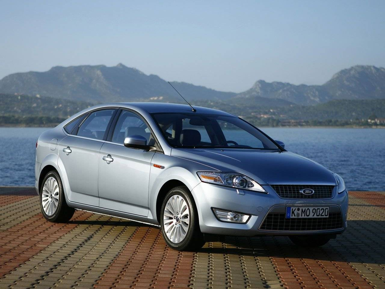 ford mondeo lease car of the year autonieuws. Black Bedroom Furniture Sets. Home Design Ideas
