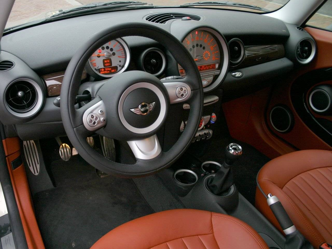 Test mini cooper s autotests for Interieur id