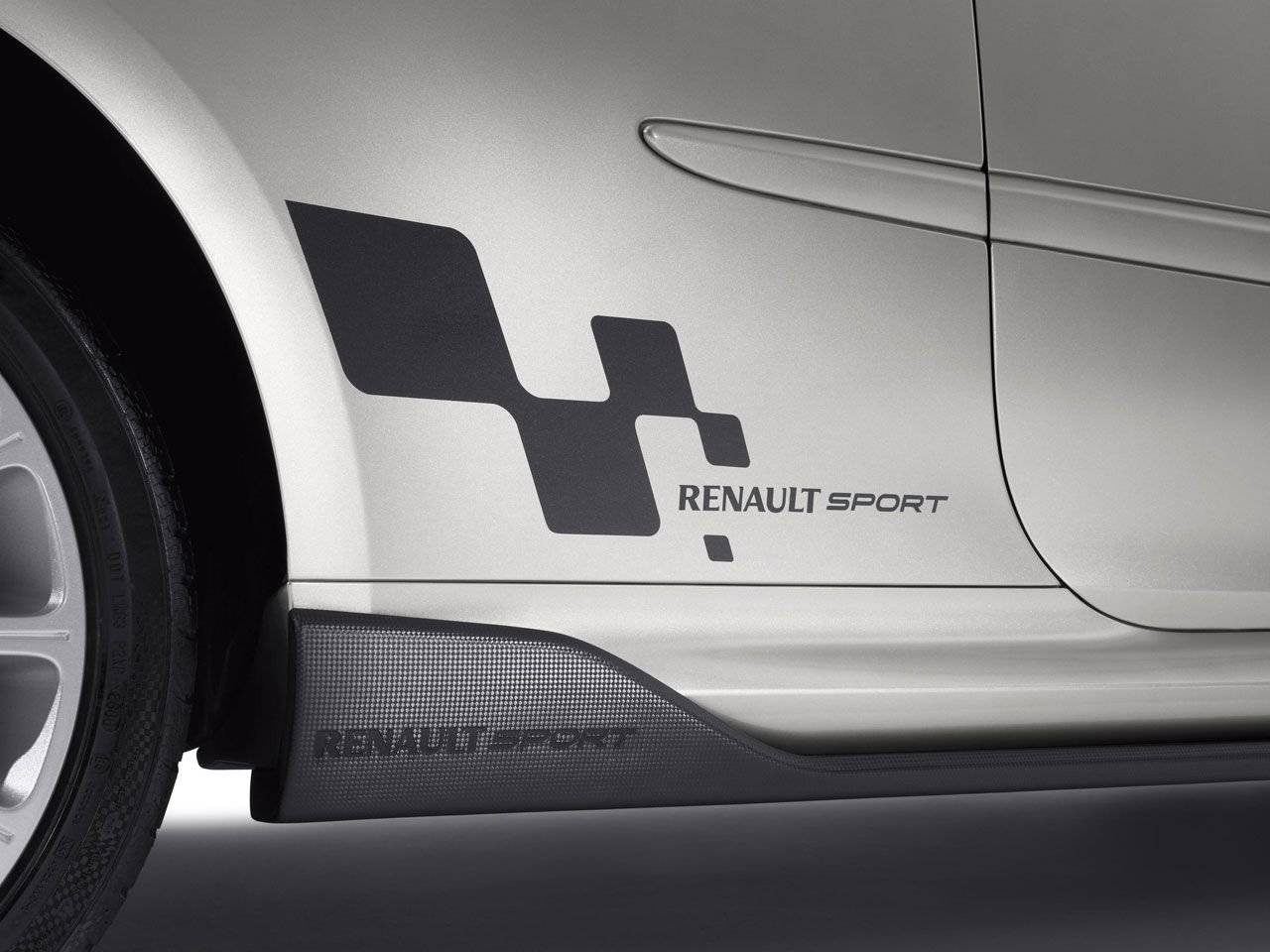renault sport accessoires voor clio iii tuning styling. Black Bedroom Furniture Sets. Home Design Ideas