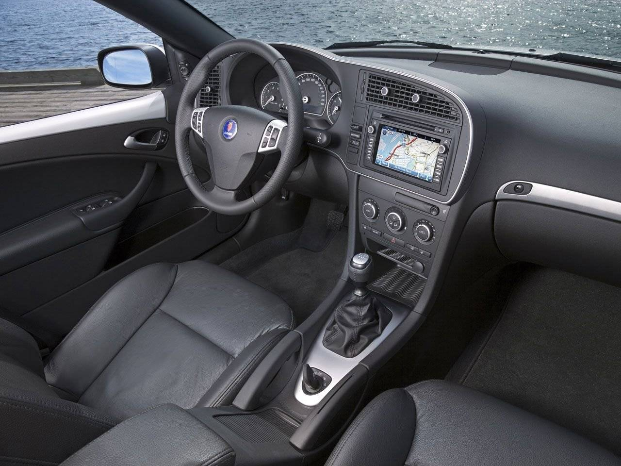 vernieuwde saab 9 3 sport sedan en sportcombi autonieuws. Black Bedroom Furniture Sets. Home Design Ideas