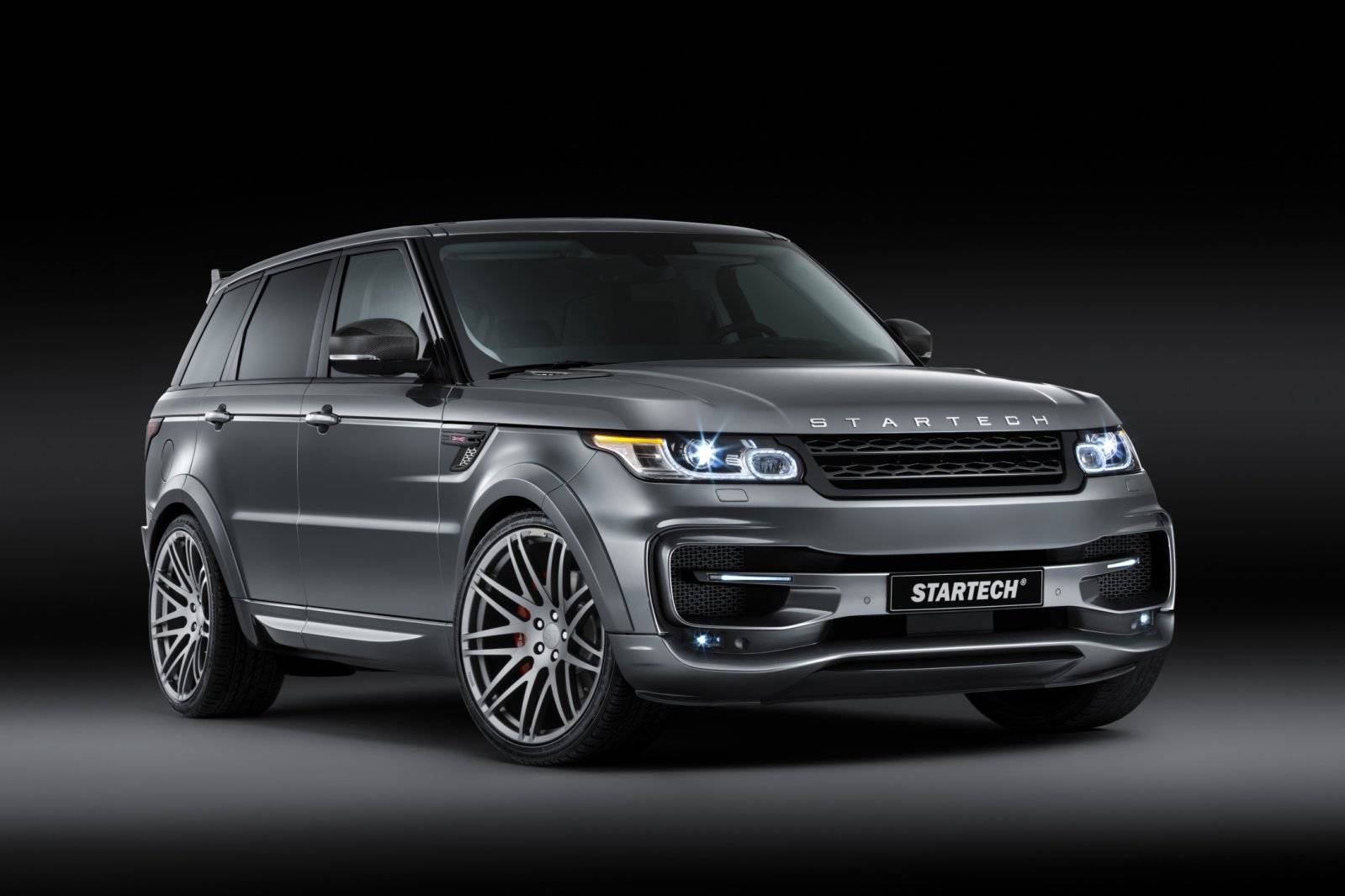 breder dan breed startech range rover sport widebody tuning styling. Black Bedroom Furniture Sets. Home Design Ideas