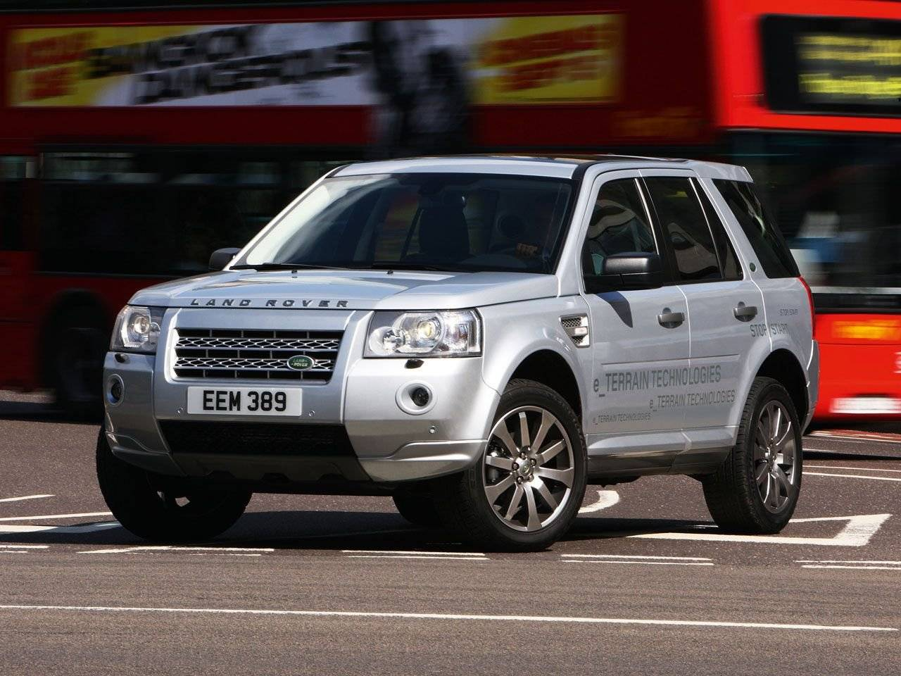 start stop systeem land rover freelander 2 td4 e. Black Bedroom Furniture Sets. Home Design Ideas