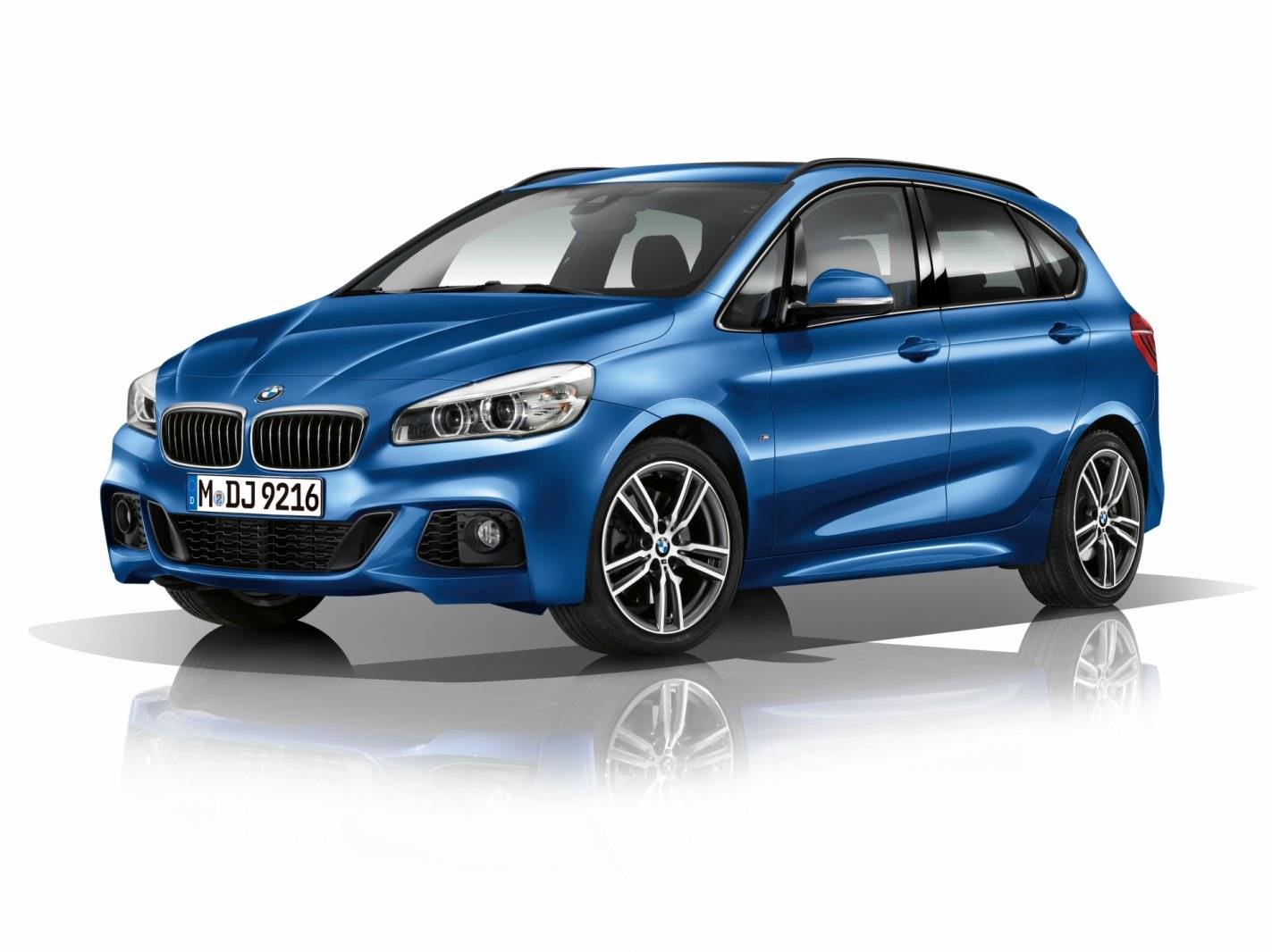 trainingspak voor bmw 2 serie active tourer autonieuws. Black Bedroom Furniture Sets. Home Design Ideas