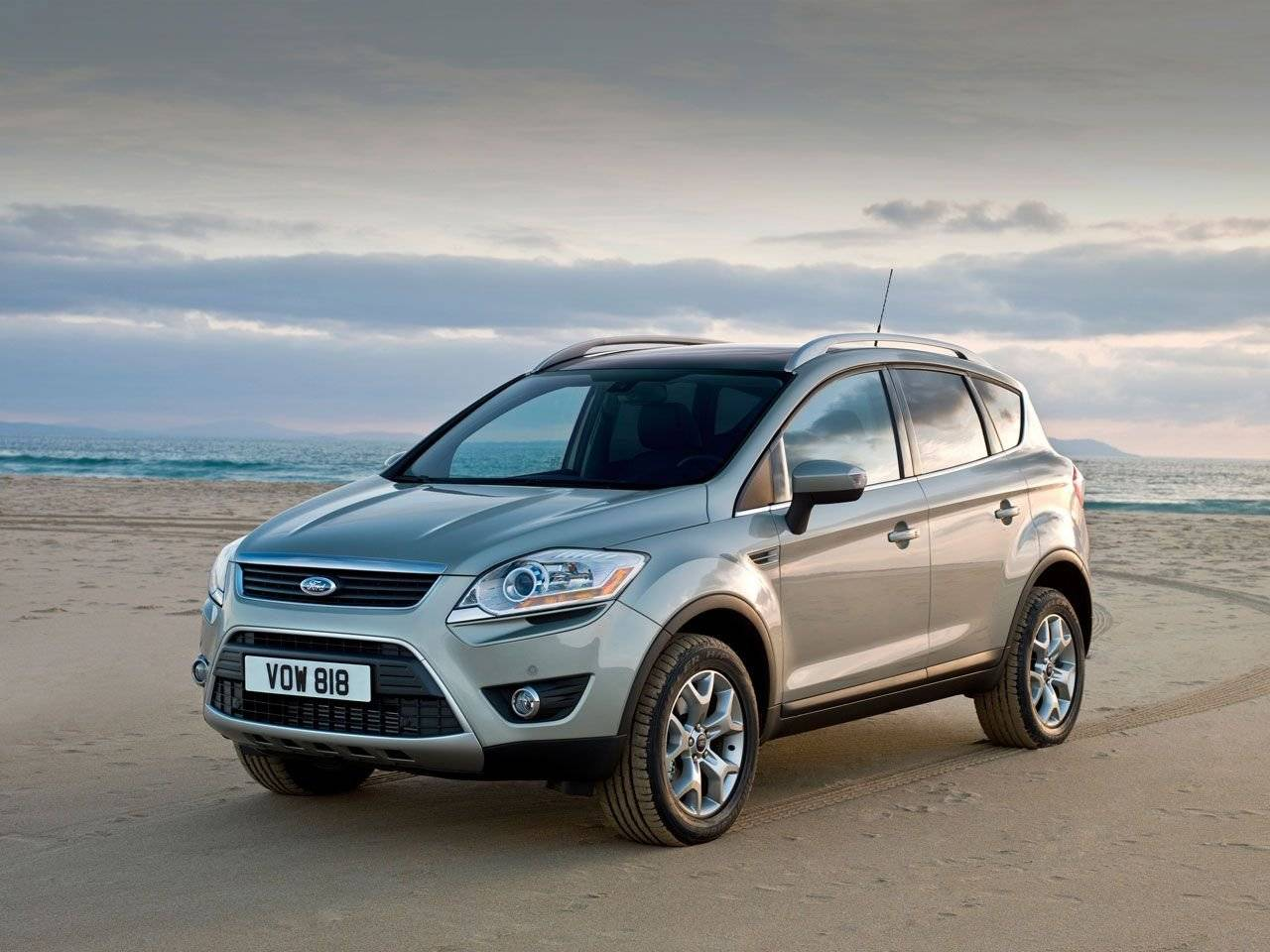 ford kuga ford s eerste europese suv autonieuws. Black Bedroom Furniture Sets. Home Design Ideas