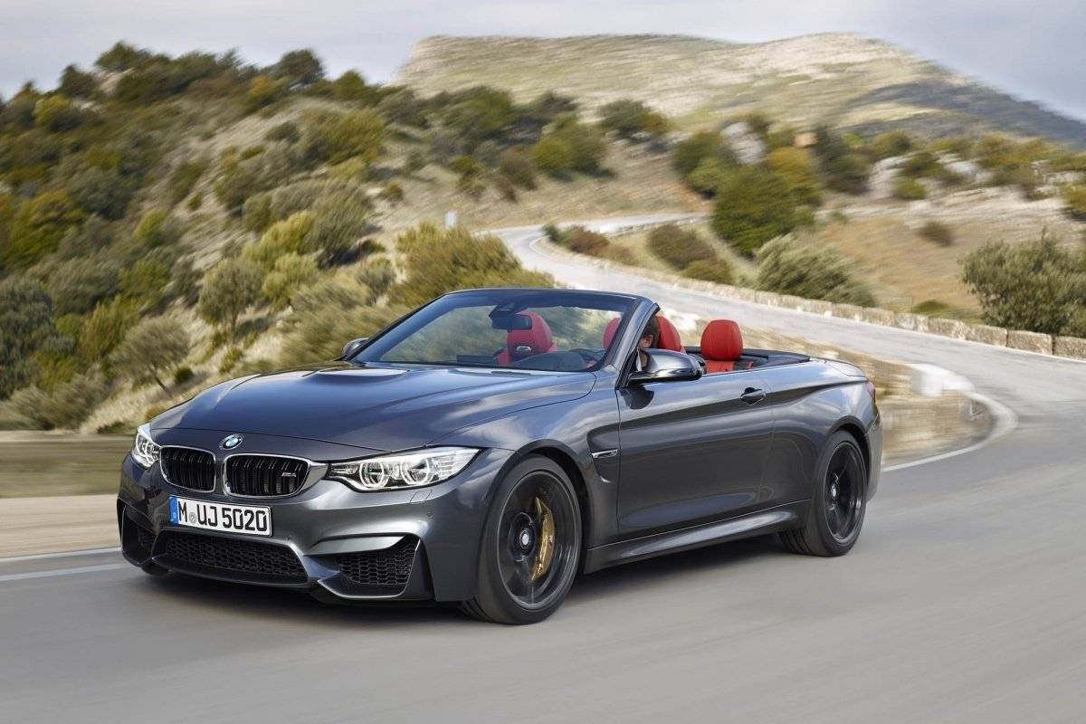 de zomer begint met de bmw m4 cabriolet autonieuws. Black Bedroom Furniture Sets. Home Design Ideas