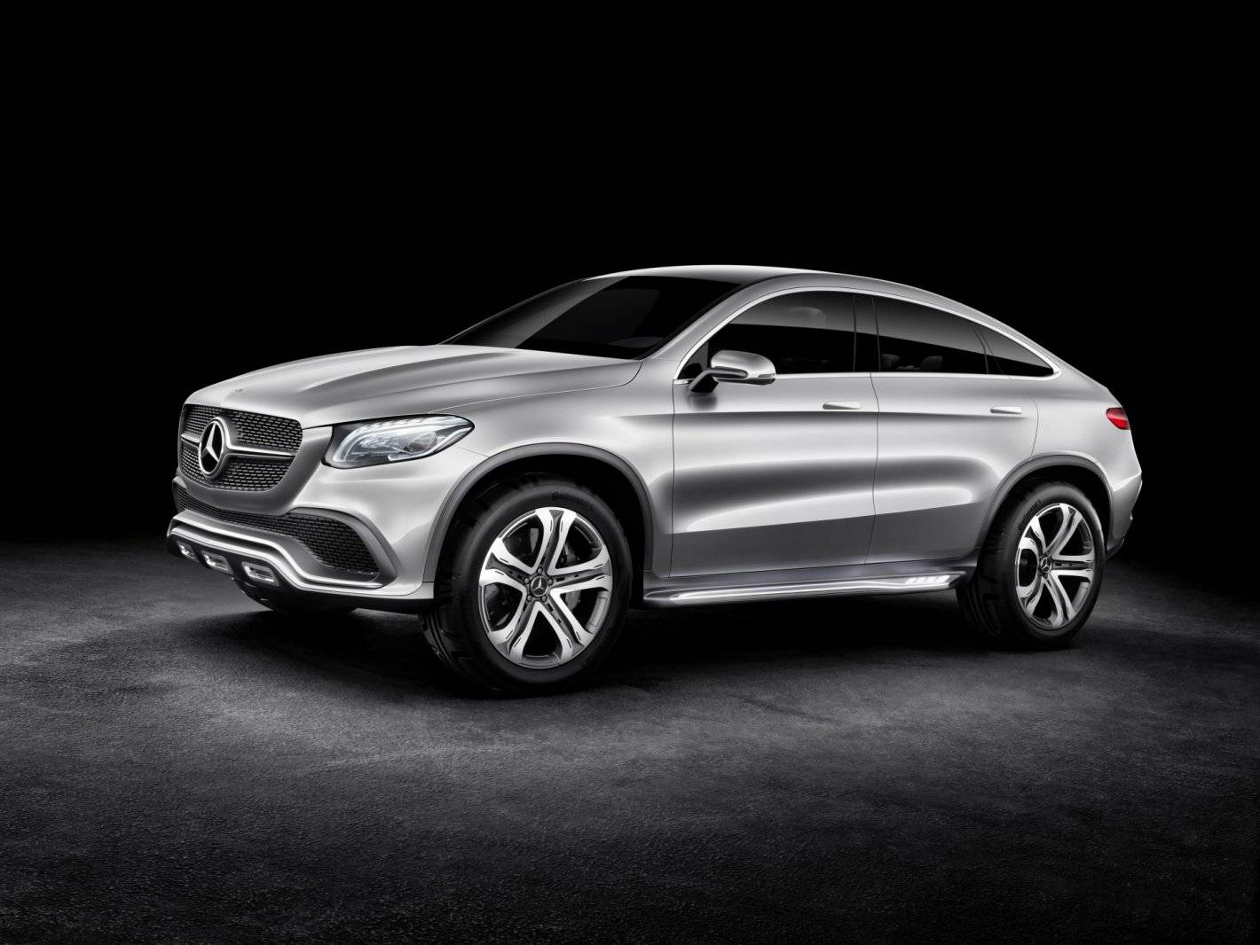 Offici 235 Le X6 Jager Mercedes Concept Coup 233 Suv