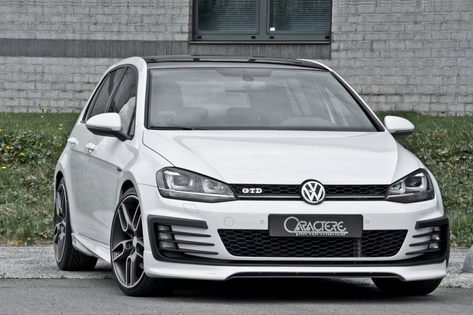 volkswagen golf 7 gti gtd fotogalleries. Black Bedroom Furniture Sets. Home Design Ideas