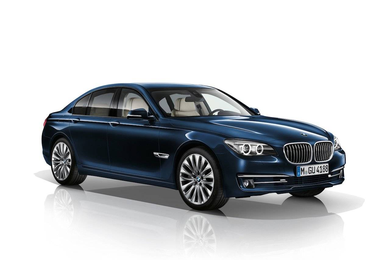 bmw 7 serie exclusive edition is n t even anders. Black Bedroom Furniture Sets. Home Design Ideas