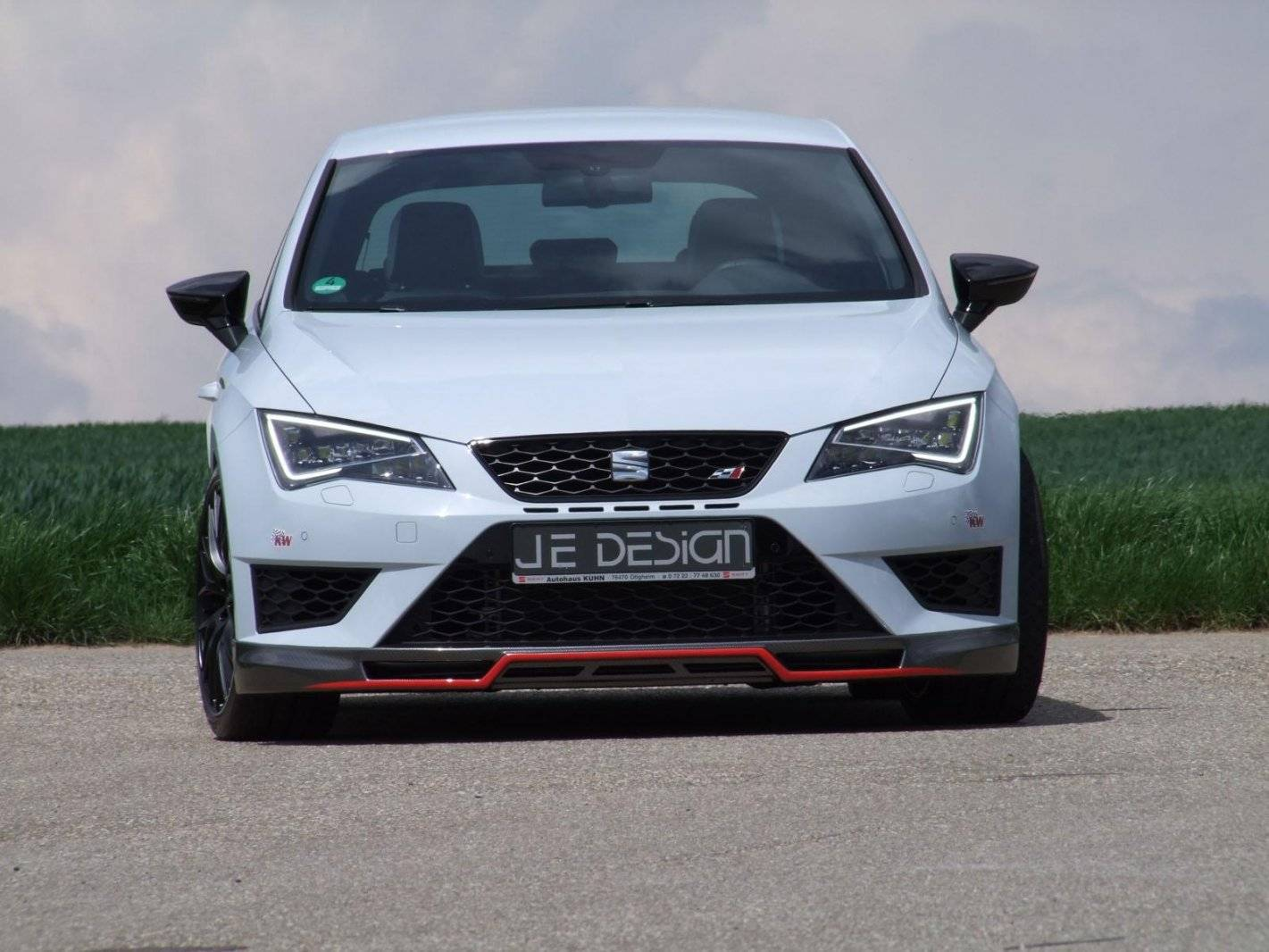 je design pepert seat leon cupra tuning styling. Black Bedroom Furniture Sets. Home Design Ideas