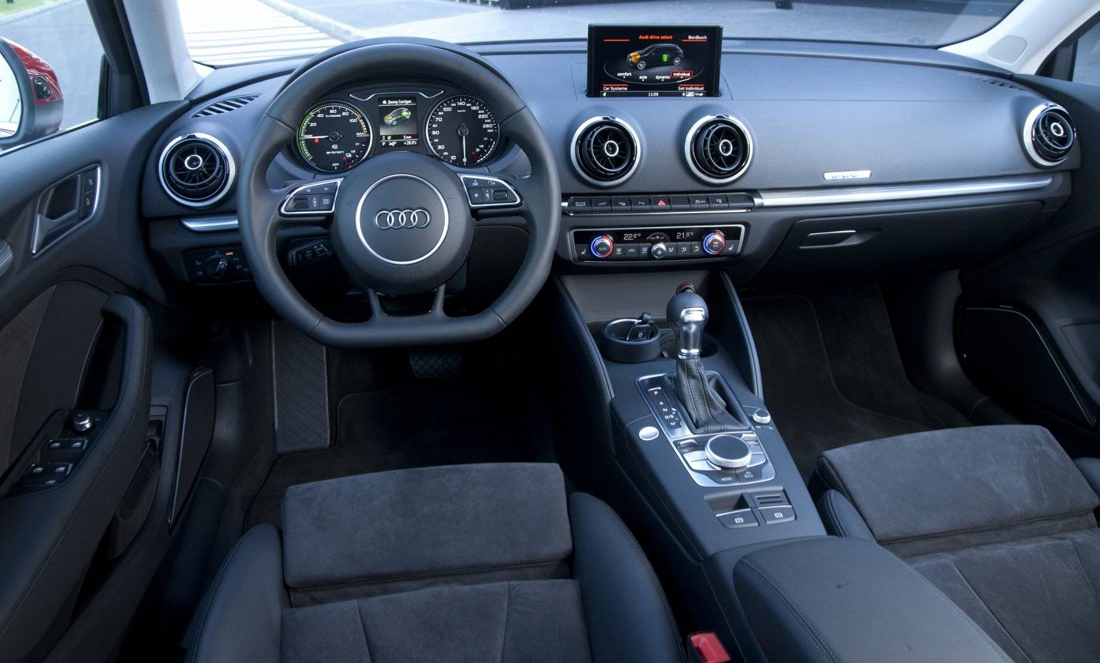 Test Audi A3 E Tron Autotests Autowereld Com