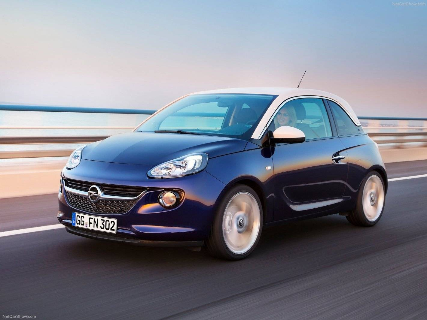 opel adam turbo images. Black Bedroom Furniture Sets. Home Design Ideas