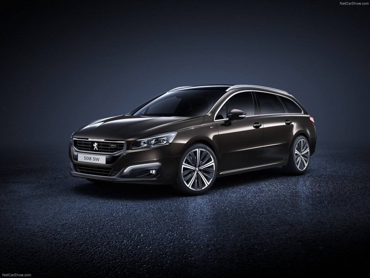 orderboek vernieuwde peugeot 508 geopend. Black Bedroom Furniture Sets. Home Design Ideas