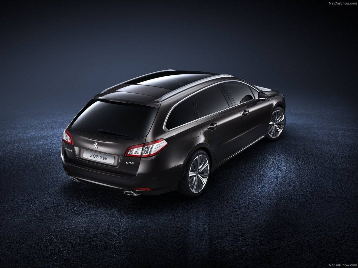 orderboek vernieuwde peugeot 508 geopend autonieuws. Black Bedroom Furniture Sets. Home Design Ideas