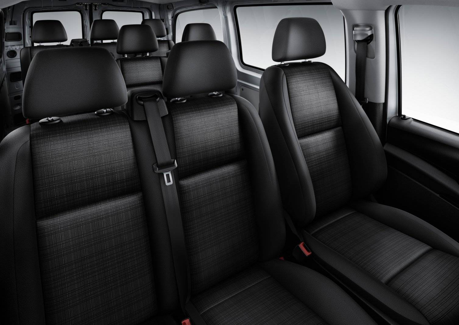 de nieuwe mercedes benz vito 9 persoons peoplemover autonieuws. Black Bedroom Furniture Sets. Home Design Ideas