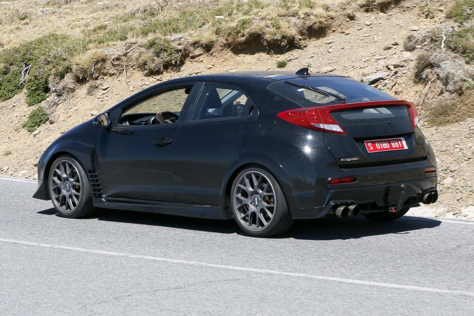 new honda civic type r price specs release date carbuyer. Black Bedroom Furniture Sets. Home Design Ideas