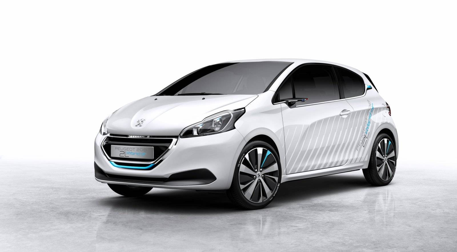 peugeot toont hybrid air in 208 autonieuws. Black Bedroom Furniture Sets. Home Design Ideas