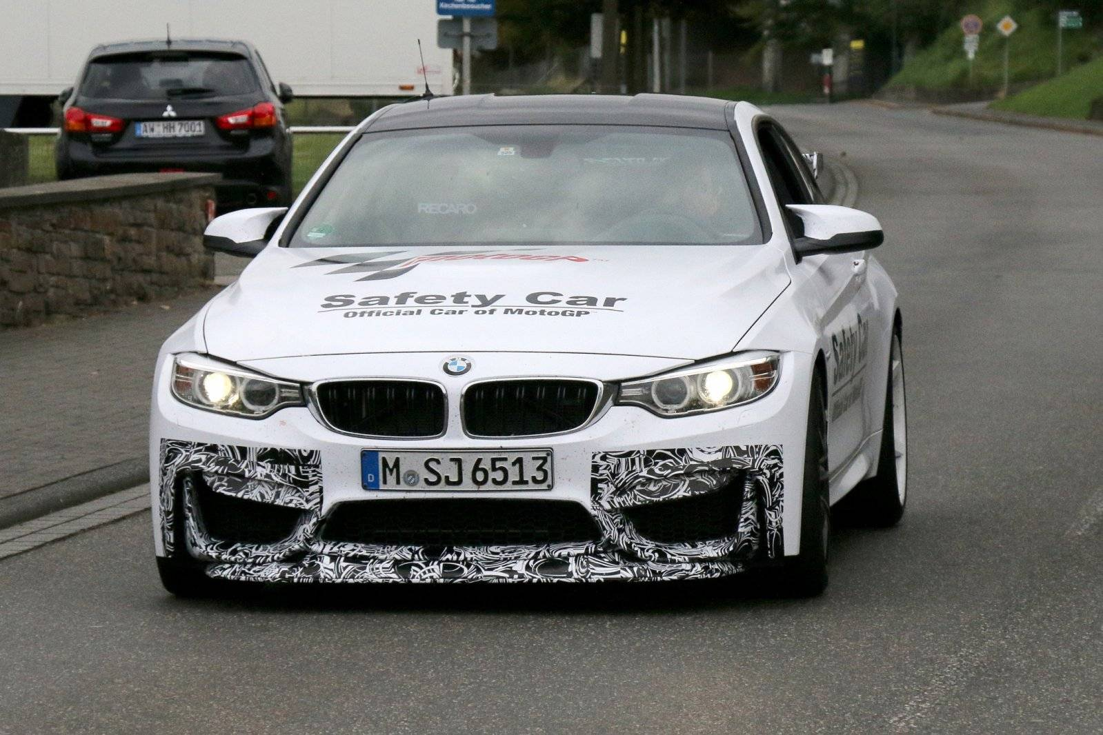 bmw m4 gts in aantocht spyshots. Black Bedroom Furniture Sets. Home Design Ideas
