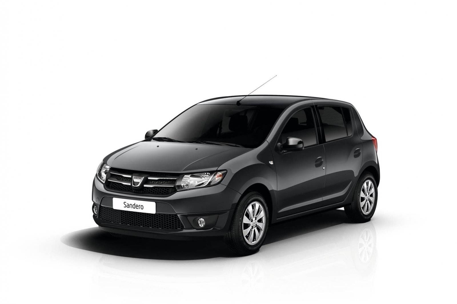 dacia sandero krijgt in zwart gehulde speciale editie autonieuws. Black Bedroom Furniture Sets. Home Design Ideas